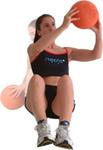 buikspier oefening zware bal 6